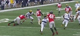 Ohio State gambles with a fake punt at their own 20