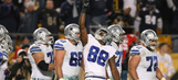 PHOTOS: Cowboys rally to win wild showdown in Pittsburgh