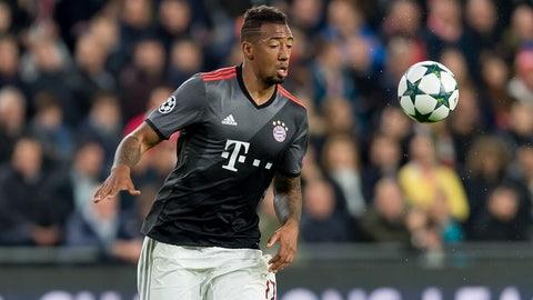 DEF: Jerome Boateng, Bayern Munich