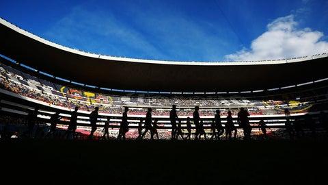 Mexico's Estadio Azteca