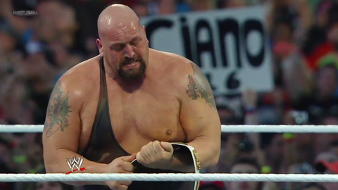 The Big Show gets his WrestleMania moment