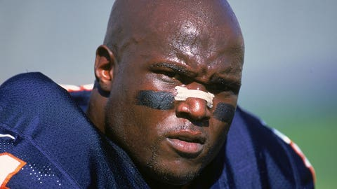 Bears: RB Curtis Enis (No. 5, 1998)