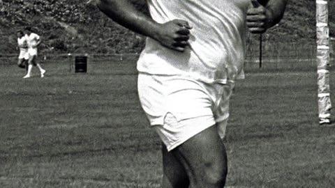 Steelers: DT Gabe Rivera (No. 21, 1983)