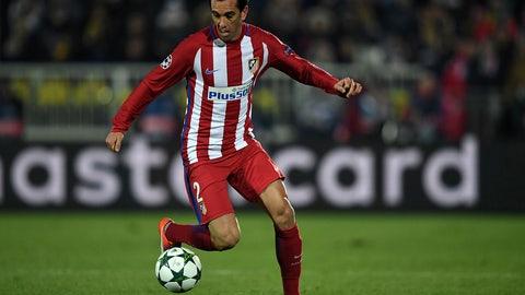 DEF: Diego Godin, Atletico Madrid