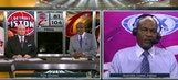 Jeff, Campy & Austin liken Cavs-Pistons game to big brother v. little brother matchup