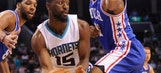 Hornets LIVE To Go: Charlotte flips the switch in second half to cruise past Philly 109-93