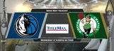 Mavs Live: Next telecast against Boston Celtics