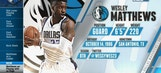 Mavs Live: Wes Matthews is his own critic