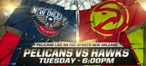 Pelicans Live: Taking momentum on the road in Atlanta