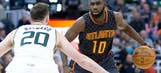 Hawks LIVE To Go: Atlanta can't get going in loss to Jazz