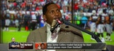 Ray Lewis had strong words about Jamie Collins when talking with Colin Cowherd | THE HERD