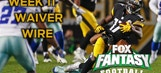 Fantasy Football: Week 11 Waiver Wire Targets