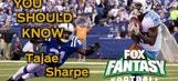FOX Fantasy Football: Tajae Sharpe playing well for Titans, owners