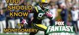 Fantasy Week 10: Ty Montgomery's wild ride