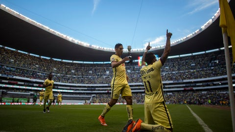 Club America (Mexico): $187.6 million
