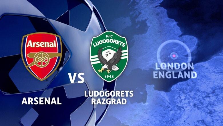 Ludogorets vs. Arsenal | 2016-17 UEFA Champions League Highlights