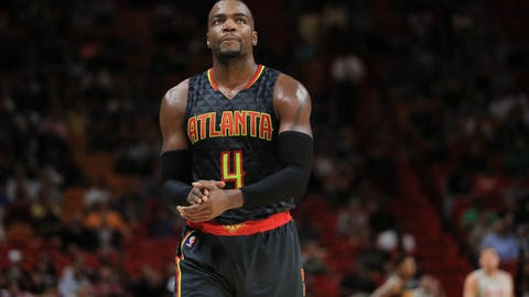 To Atlanta for Paul Millsap and 2018, 2020 first-round picks