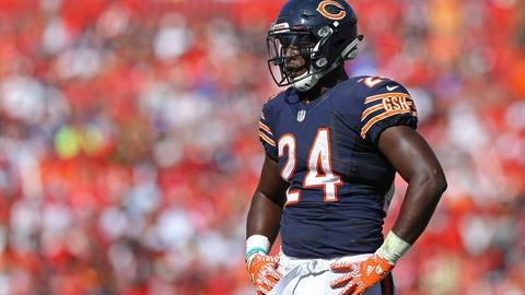 Chicago Bears - Jordan Howard