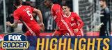 Semedo scores a screamer for Benfica vs. Besiktas | 2016-17 UEFA Champions League Highlights
