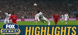 Cenk Tosun gets awesome bicycle kick goal vs. Benfica | 2016-17 UEFA Champions League Highlights