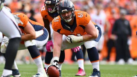 Denver Broncos - Matt Paradis
