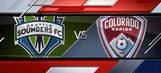 Colorado Rapids vs. Seattle Sounders   2016 MLS Conference Finals Highlights