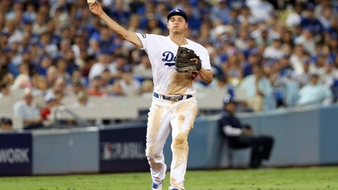 Corey Seager - SS - Dodgers