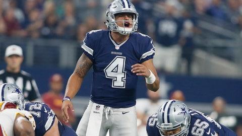 Dallas Cowboys - Dak Prescott