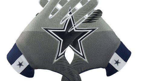 NFL stadium gloves