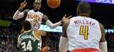 Hawks LIVE To Go: Behind Millsap, Hawks beat Bucks for 6th straight win