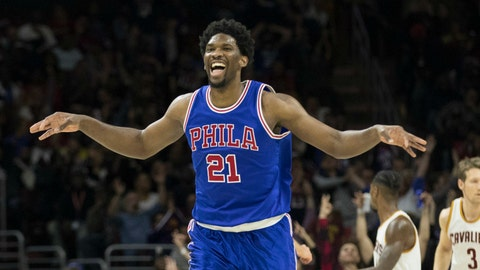 Philadelphia 76ers, 1-8