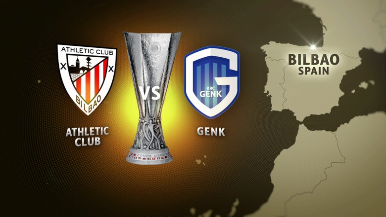 Athletic Bilbao vs. Genk | 2016-17 UEFA Europa League Highlights
