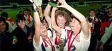 25 years ago today, the USWNT won the very first Women's World Cup