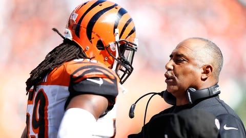 Marvin Lewis, Cincinnati Bengals (Last week: 3)