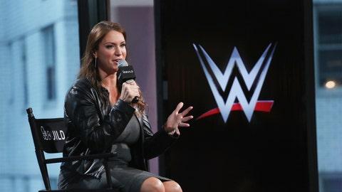 Stephanie McMahon, WWE