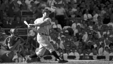 61*, Oct. 1, 1961 (Yankee Stadium)