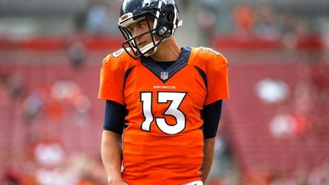 Denver Broncos (last week: 6)