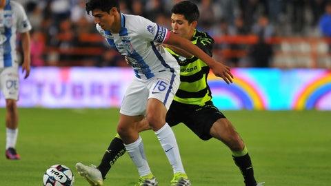 M: Erick Gutierrez (Pachuca)
