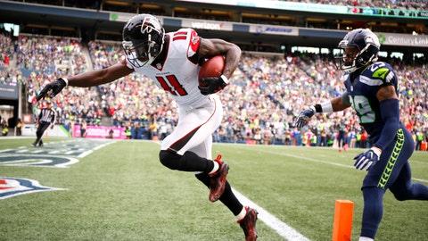Atlanta Falcons—Julio Jones' afterburners