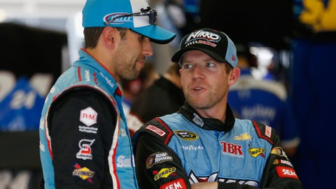 A Whirlwind Week For Almirola, Smith, Richard Petty Motorsports Featured