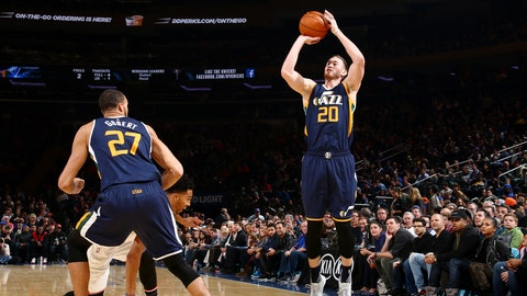 Least swag (but that's cool): Utah Jazz