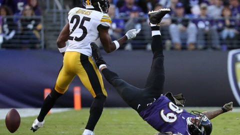 The Steelers' secondary is much-improved
