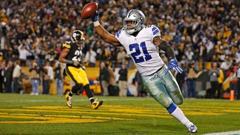 Cowboys-Steelers