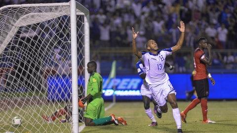 Trinidad & Tobago - 0 pts, -4 GD