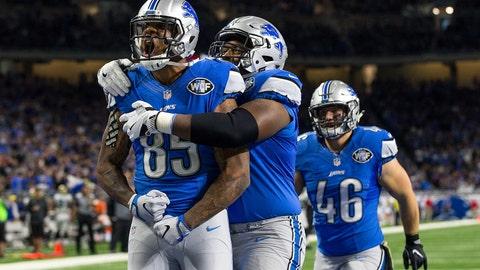 Detroit Lions (last week: 9)