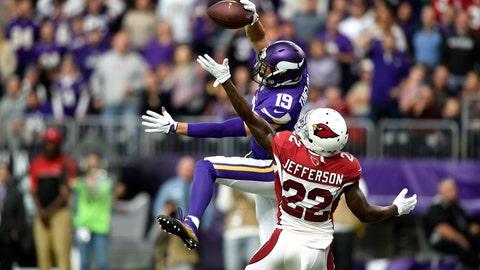 Vikings 30 - Cardinals 24