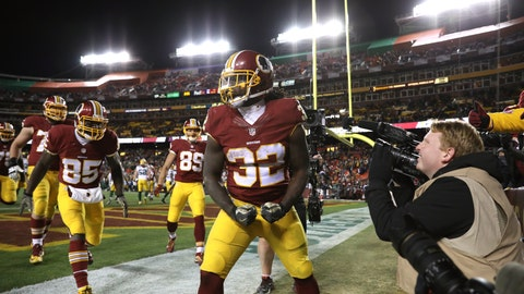 Washington Redskins: Unbalanced offense