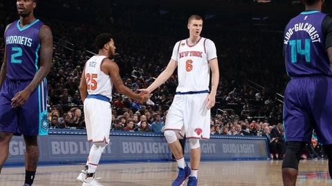 Most unsuper Superteam: The New York Knicks