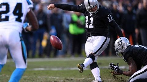 Sunday: Bills at Raiders