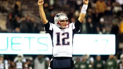 New England Patriots (last week: 3)